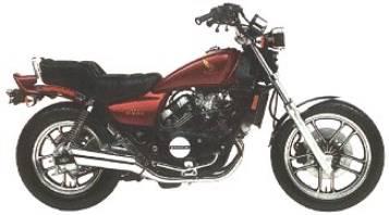 VF500C'85